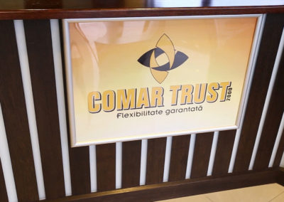 Comar Trust 2000 about us